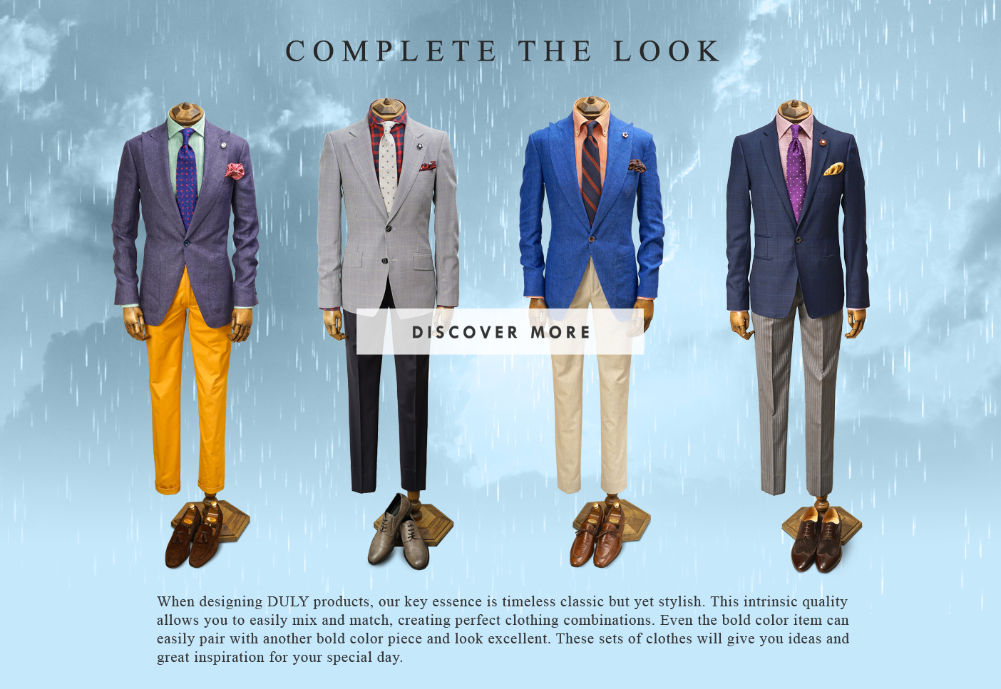 Complete The Look